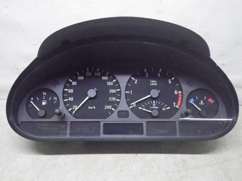Tachometer BMW 3er (E46) 316i 85 kW 116 PS (02.2002-02.2005) 02636062161036017005