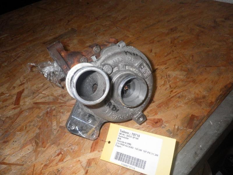 Turbolader KIA Sorento II (XM) 2.2 CRDI ALLRAD 145 kW 197 PS (11.2009-> ) 282312F100