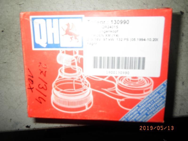 Spurstangenkopf CITROEN XM (Y4) 2.0i 16V 97 kW 132 PS (05.1994-10.2000) QR2401S