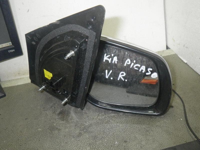 Außenspiegel rechts KIA Picanto (BA) 1.0 46 kW 63 PS (11.2009-> )