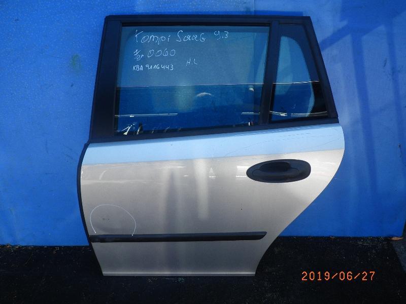 Tür links hinten SAAB 9-3 Kombi (YS3F) 1.9 TID 110 kW 150 PS (03.2005-> )
