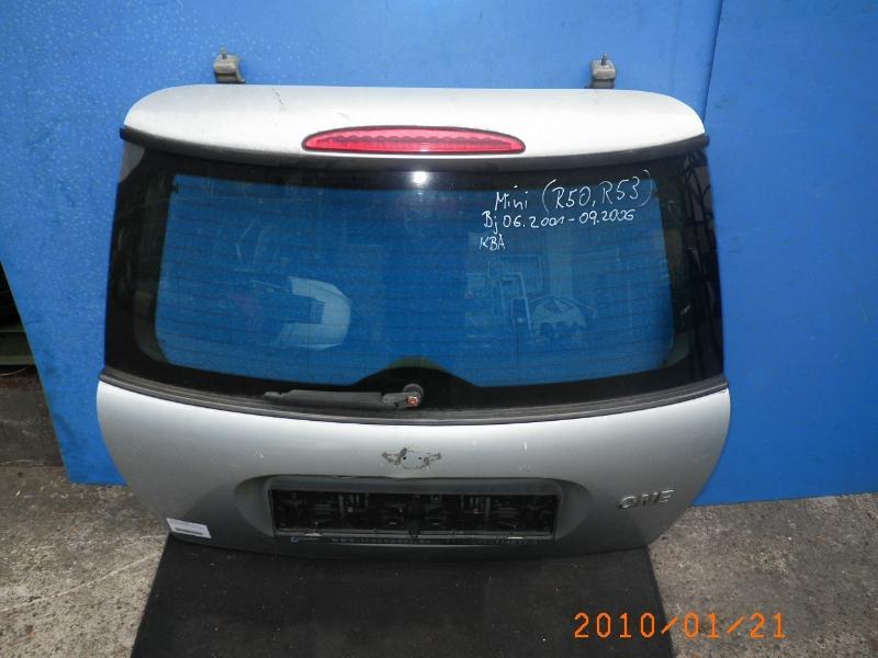 Heckklappe mit Fensterausschnitt MINI Mini (R50, R53) One 66 kW 90 PS (06.2001-09.2006)