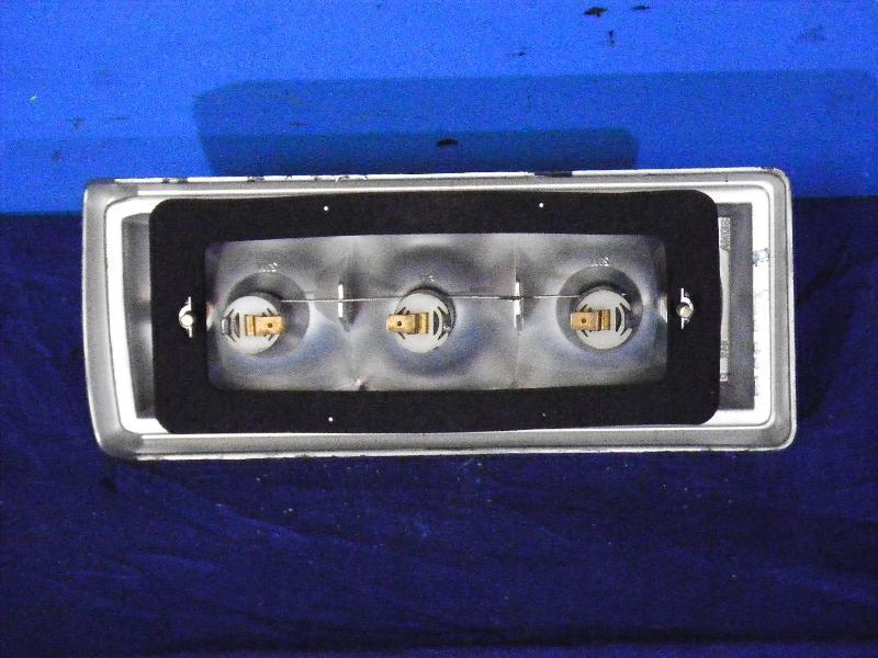 Rückleuchte rechts DAF 44 0.8 25 kW 34 PS (11.1966-09.1974) Bild 2