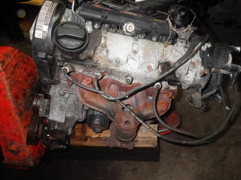 Motor ohne Anbauteile VW Polo III (6N2) 1.4 44 kW 60 PS (10.1999-09.2001)