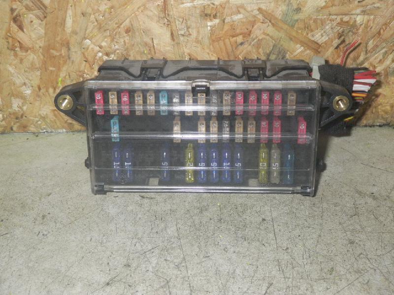 Sicherungskasten SEAT Arosa (6H) 1.4 44 kW 60 PS (05.1997-06.2004) 6X0937615A