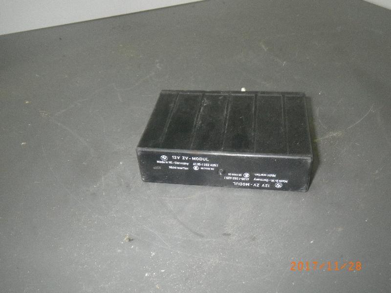Steuergerät Zentralverriegelung BMW 5er (E34) 520i 110 kW 150 PS (09.1989-09.1995) 613513824251