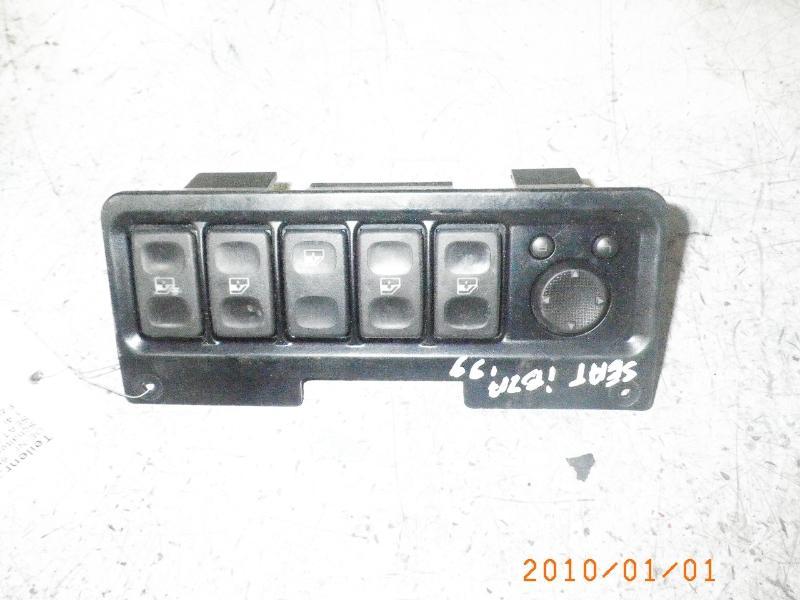 Schalter für Fensterheber SEAT Ibiza II (6K) 1.4i 44 kW 60 PS (09.1993-08.1999) 6K0857061