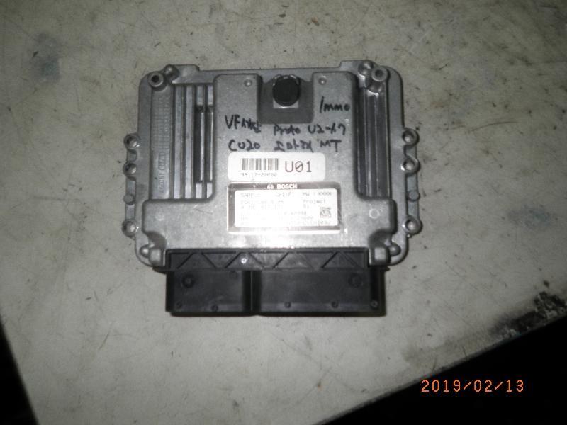 Steuergerät KIA Carens III (UN) 1.6 CRDi 85 kW 116 PS (10.2010-> ) 0281017171