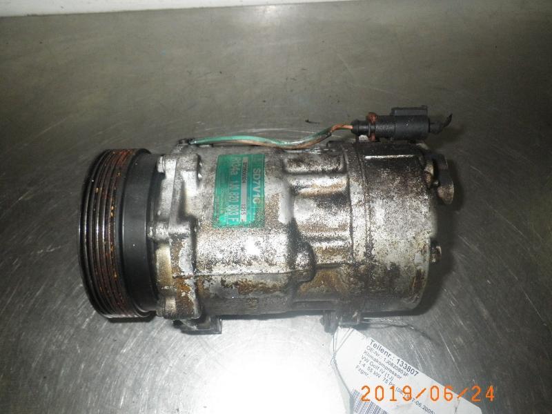 Klimakompressor VW Golf IV (1J) 1.4 55 kW 75 PS (08.1997-06.2005) 1J0820803F