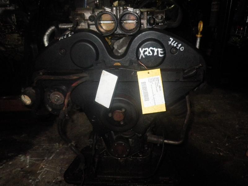 Motor ohne Anbauteile OPEL Omega B 2.5 24V 125 kW 170 PS (03.1994-09.2000) X25XE