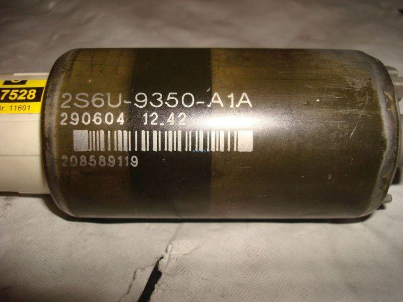 Kraftstoffpumpe FORD FIESTA 51 KW 2S6U9350A1A Bild 2