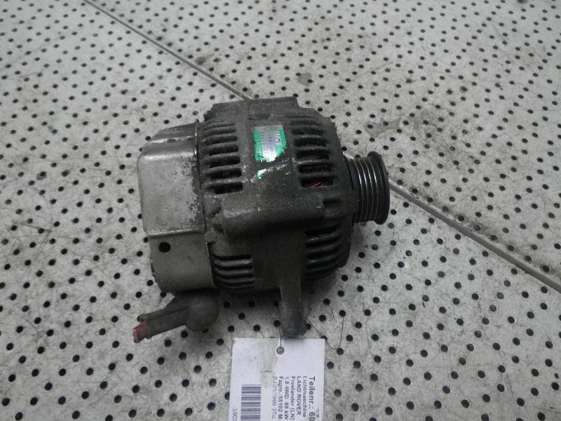 Lichtmaschine LAND ROVER Freelander (LN) 1.8 4WD 88 kW 120 PS (02.1998-11.2000)