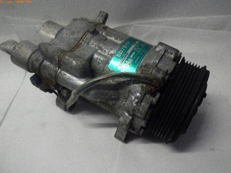 Klimakompressor SKODA Felicia II (791) 1.6 55 kW 75 PS (08.1995-03.1998) 6N0820803A
