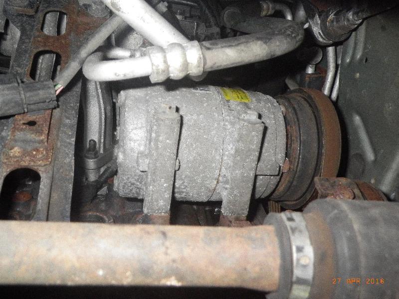 Klimakompressor HYUNDAI Matrix (FC) 1.6 76 kW 103 PS (06.2001-08.2010) CD1AA02