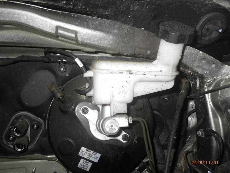 Bremskraftverstärker KIA Picanto (TA) 1.0 51 kW 69 PS (05.2011-> ) 1Y59110360