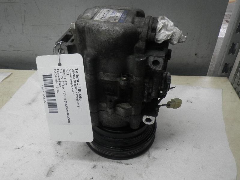 Klimakompressor FIAT Bravo (182) 1.6 16V 76 kW 103 PS (03.1996-10.2001) 4425002131