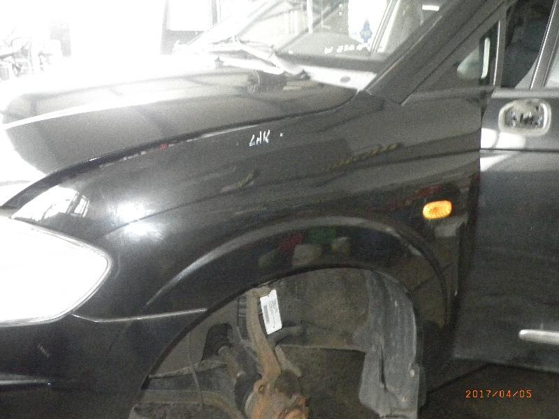 Kotflügel links vorne SSANGYONG Rodius (AJ) 2.7 XDi 4WD 120 kW 163 PS (05.2005-> )
