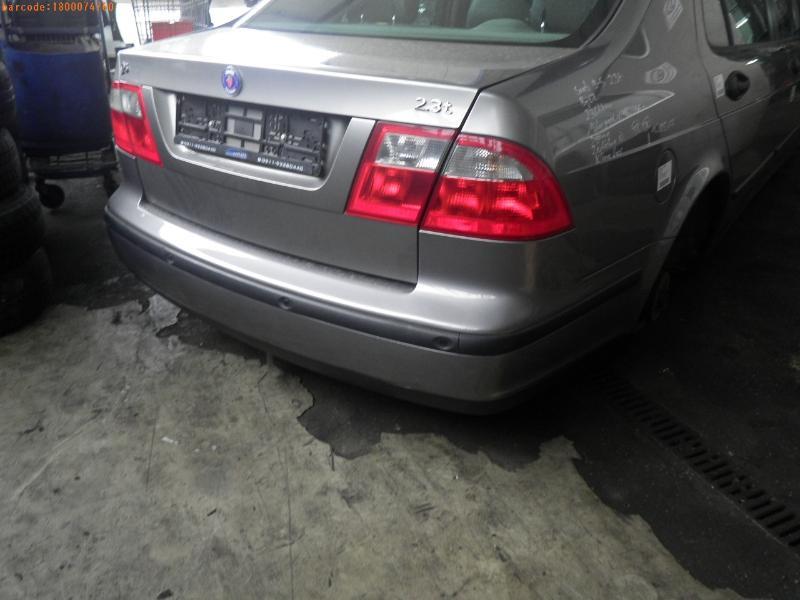 Stoßstange hinten SAAB 9-5 (YS3E) 2.3t 136 kW 185 PS (01.2001-> )