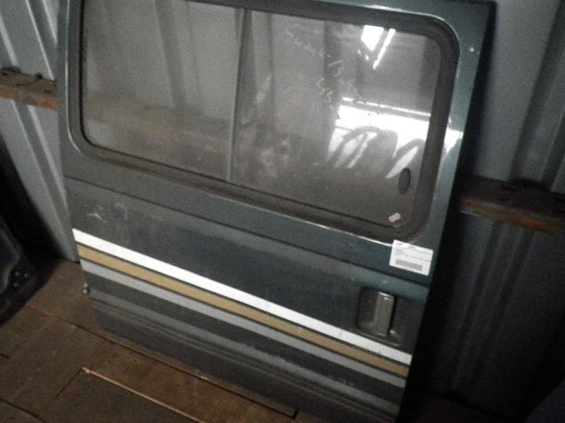 Schiebetür mit Fensterausschnitt rechts SUBARU Libero Bus 1.0 4WD 37 kW 50 PS (01.1983-12.1987) Bild 1