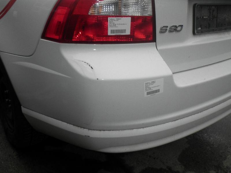 Stoßstange hinten VOLVO S80 II (AS) 2.4 D 129 kW 175 PS (01.2010-> ) 61446