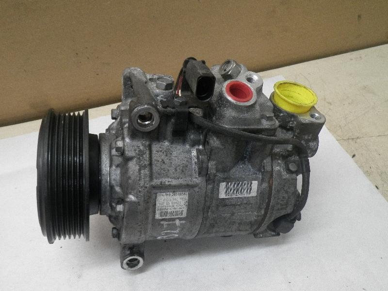 Klimakompressor AUDI A6 Allroad (4F) 3.0 TDI QUATTRO 171 kW 233 PS (05.2006-10.2008) 4F0260805AC