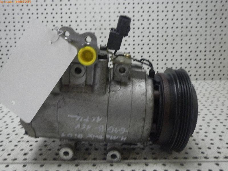 Klimakompressor HYUNDAI Matrix (FC) 1.8 90 kW 122 PS (06.2001-08.2010)