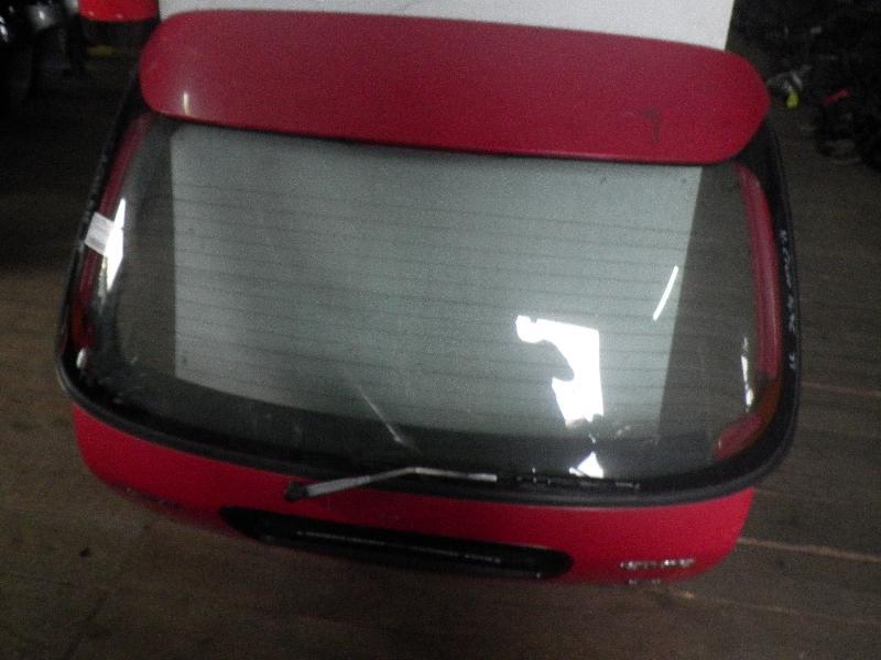 Heckklappe / Heckdeckel HONDA Civic VI Hatchback (EJ, EK) 1.4i 55 kW 75 PS (11.1995-02.2001)