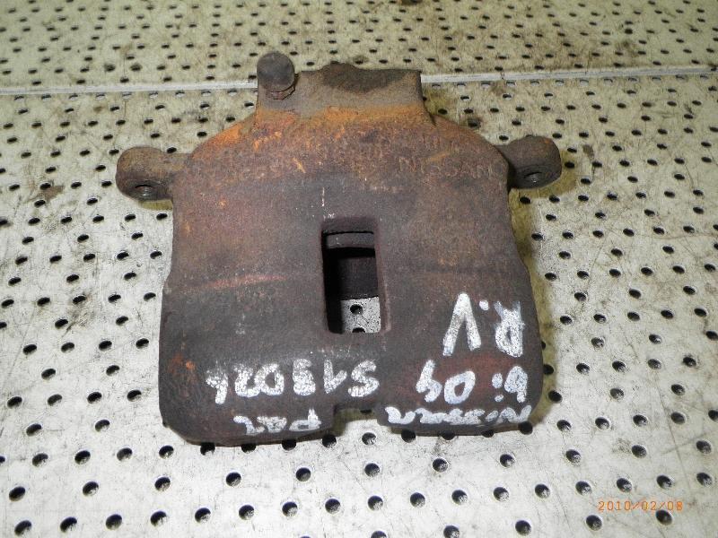 Bremssattel rechts vorne NISSAN Primera Traveller (WP11) 1.8 84 kW 114 PS (08.1999-12.2001)