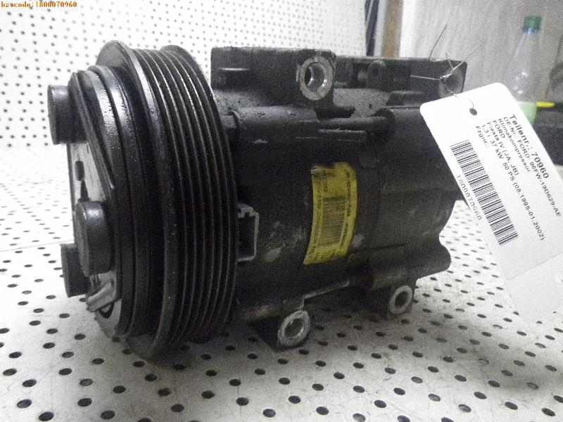Klimakompressor FORD Fiesta IV (JA, JB) 1.3 i 37 kW 50 PS (08.1995-01.2002) 96FW19D629AE