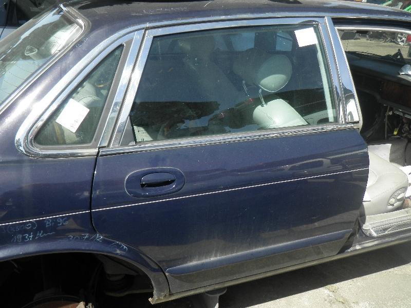 Tür rechts hinten JAGUAR XJ (X300) 3.2 6 155 kW 211 PS (11.1994-07.1997)