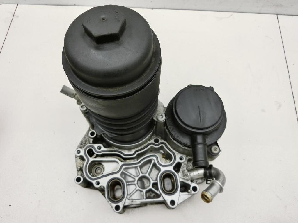 Audi A6 4F QU 04-08 TDI 3,0 171KW ASB Ölfiltergehäuse Ölfilter Gehause Halter