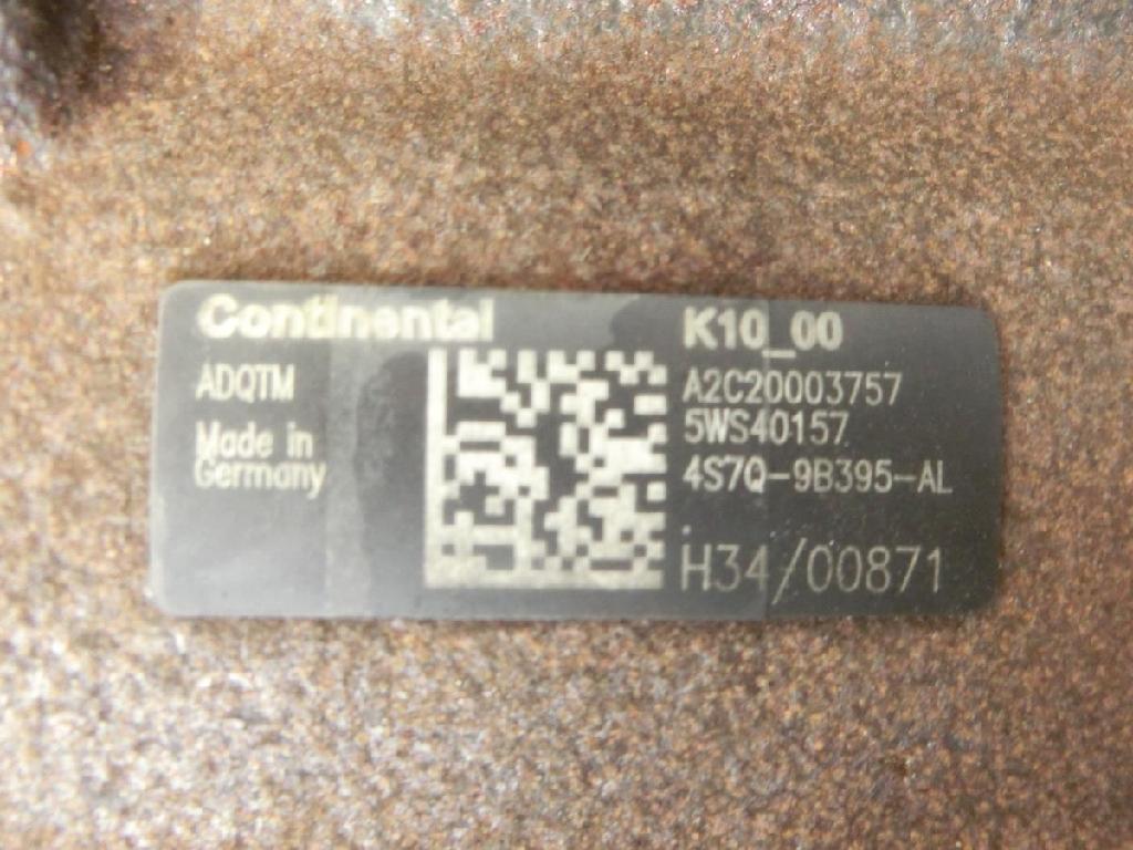 Citroen C5 RD TD 08-12 HDI 2,7 150KW Einspritzpumpe Hochdruckpumpe Bild 3