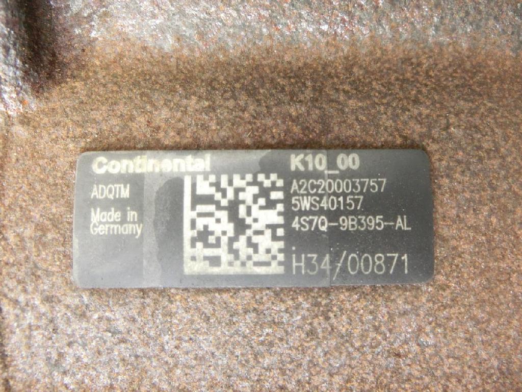 Citroen C5 RD TD 08-12 HDI 2,7 150KW Einspritzpumpe Hochdruckpumpe Bild 5
