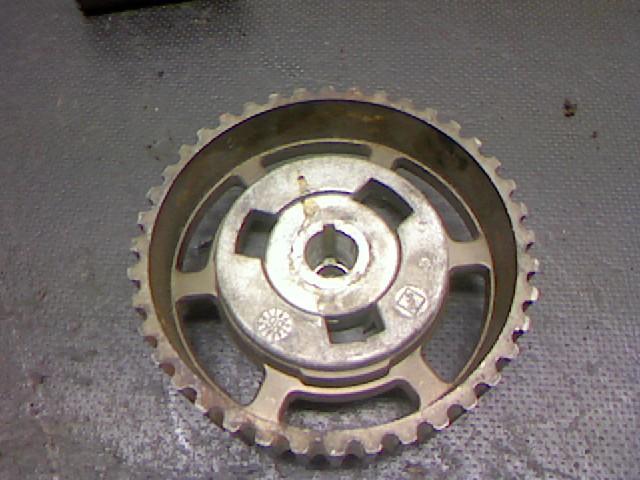 Dieseleinspritzpumpe /riemenscheibe Renault Kangoo 1870 cm%3 - 47 kW - 65 PS - 4 Kangoo Rapid 1.9 D RL Bild 1