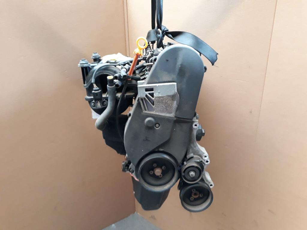 VW Polo 6N BJ 2000 gebrauchter AUD Motor 1.4 44KW 142560Km Bild 3
