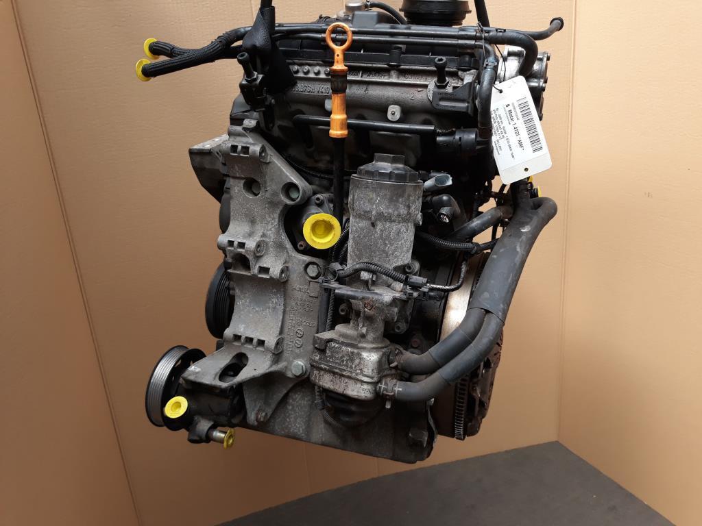 VW Polo 6N BJ 2000 gebrauchter AMF Motor 1.4TDI 55KW  162096Km