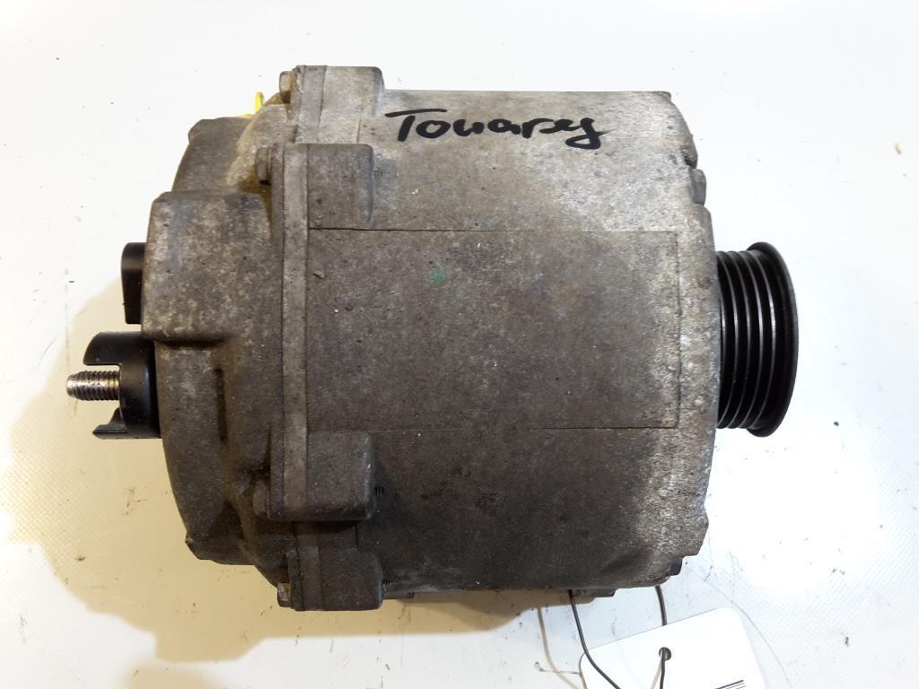 VW Touareg 7L6 BJ 2008 Lichtmaschine 190A 059903015P Generator