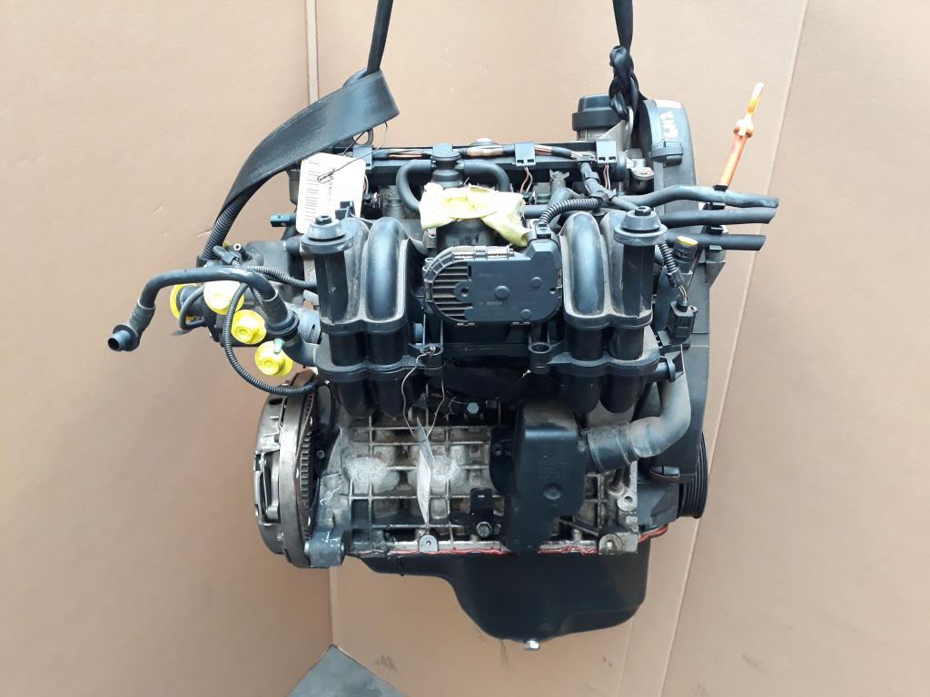 VW Polo 6N BJ 2000 gebrauchter AUD Motor 1.4 44KW 142560Km Bild 1