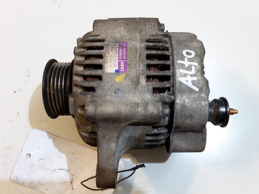 Suzuki Alto (GF) BJ 2009 Lichtmaschine Generator 1.0 50Kw 31400M68K10