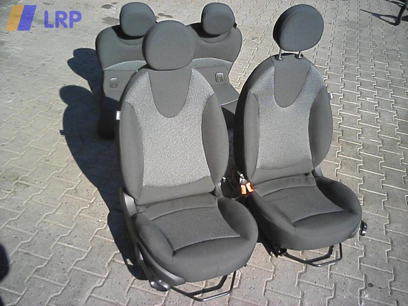 Mini II 2 R56 BJ 2013,Sitzausstattung Stoff,Sitze