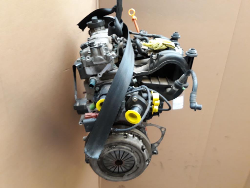 VW Polo 6N BJ 2000 gebrauchter AUD Motor 1.4 44KW 142560Km Bild 4