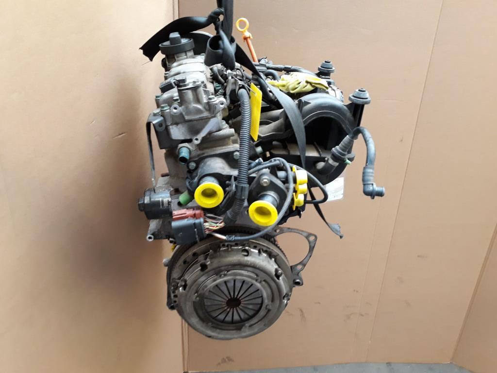 VW Polo 6N BJ 2000 gebrauchter AUD Motor 1.4 44KW 142560Km Bild 6