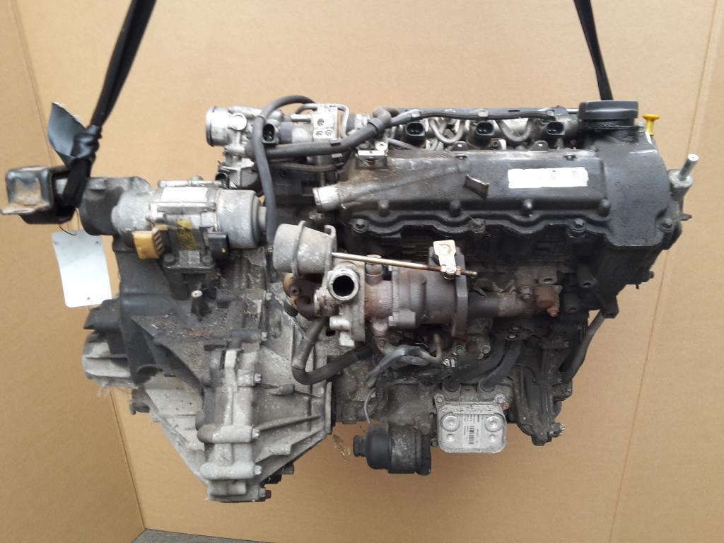 Smart 451 BJ 2009 gebrauchter Motor 0,8D 33KW 96019Km OM660DE8LA