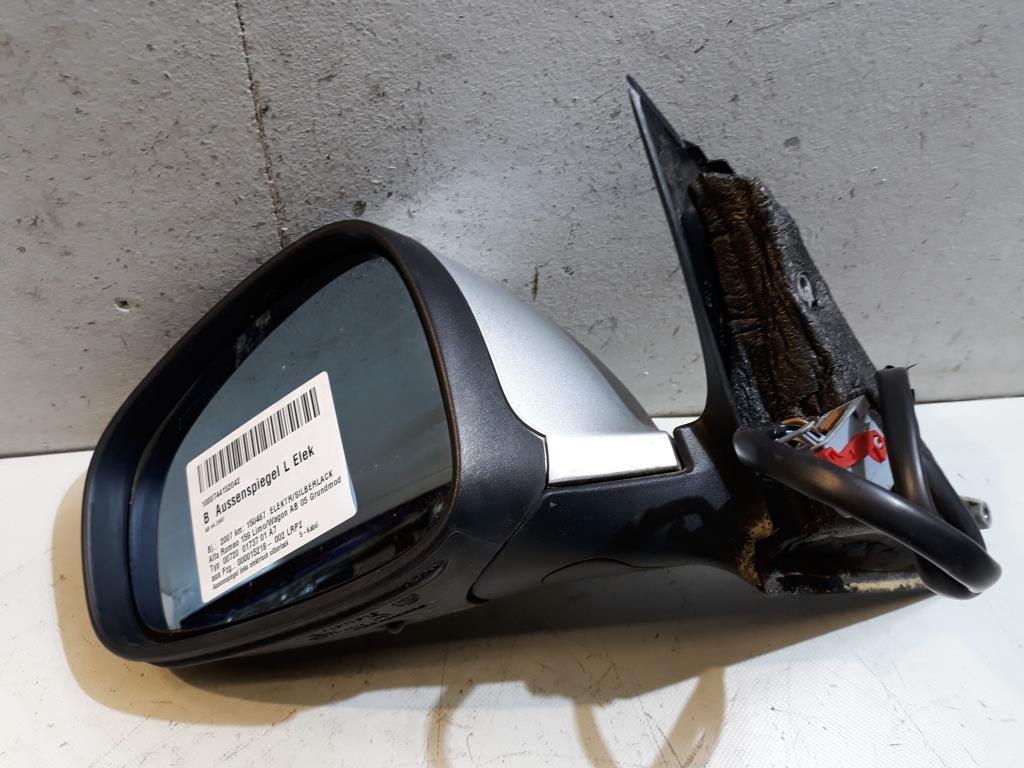 Alfa 159 BJ 2007 Außenspiegel links elektrisch Spiegel Silber
