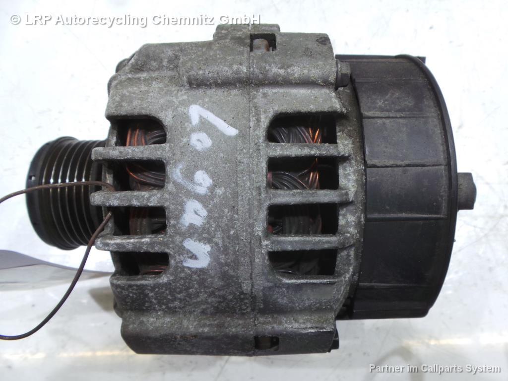 Dacia Logan MCV BJ 2007 Lichtmaschine Generator 1.5D 63KW 8200537415 2543378A