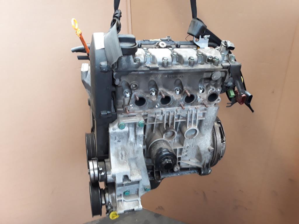 VW Polo 6N BJ 2000 gebrauchter AUD Motor 1.4 44KW 142560Km Bild 2