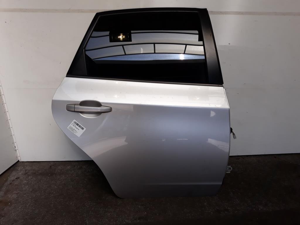 Subaru Impreza (GH) BJ 2010 Tür hinten rechts Fließheck Grau