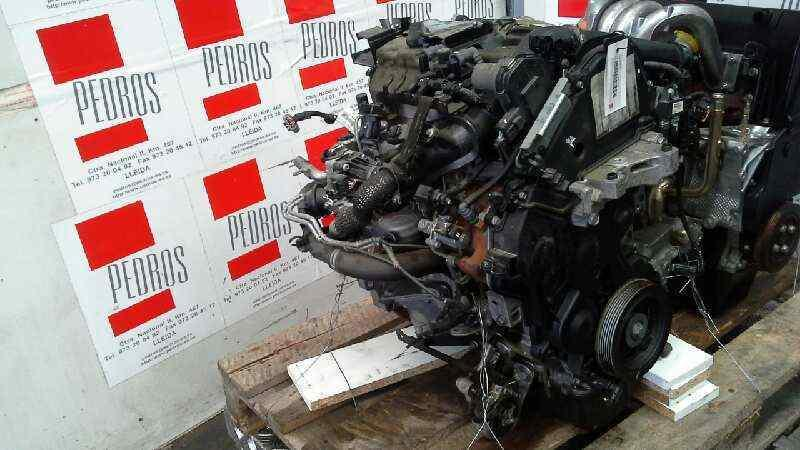 Motor ohne Anbauteile (Diesel) CITROEN DS4 1.6 HDi 110 82 kW 112 PS (04.2011-> )