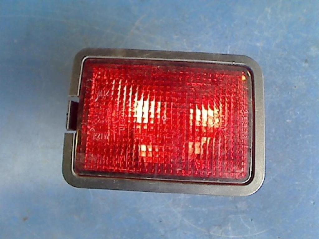 TYC Nebelschlussleuchte 19-0519-10-2 beidseitig Dummy Lamp für VW TRANSPORTER T4