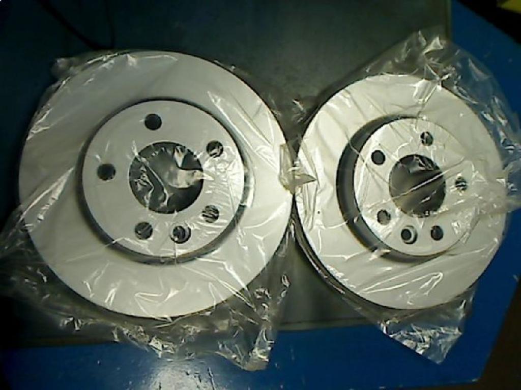 Bremsscheiben Satz Hinten VW Transporter 2460 cm%3 - 3,0 t - 128 kW - 1 98200121401 PRO